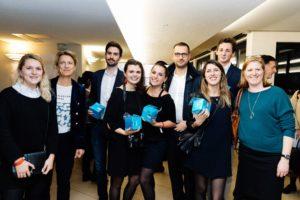 Student Lab : Les vainqueurs 2018