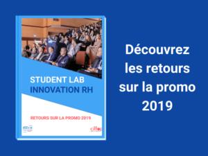 Tous le compte rendu du Student Lab 2019