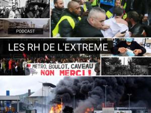 Le podcast des RH de l'extrême interview les RH face à la crise
