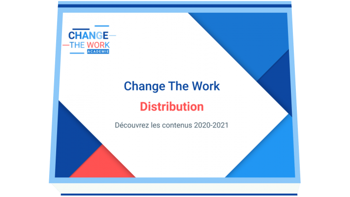 formations RH, le catalogue Change The Work